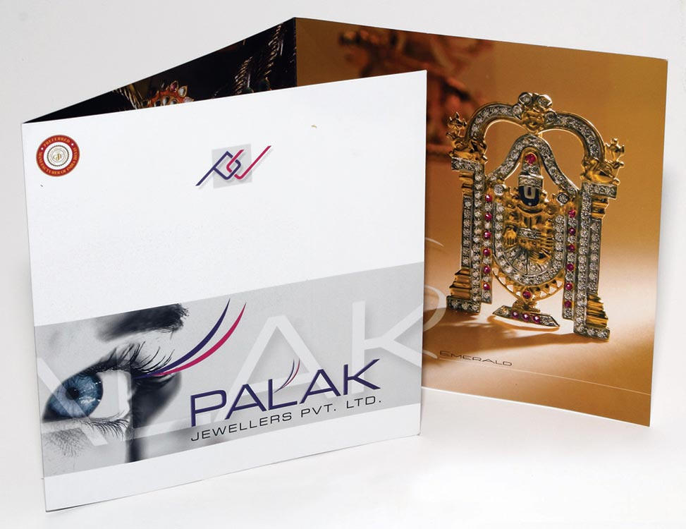 Palak jewellers Brochures