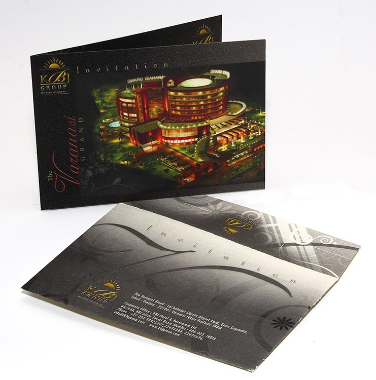 KBJ Group Invitation cards