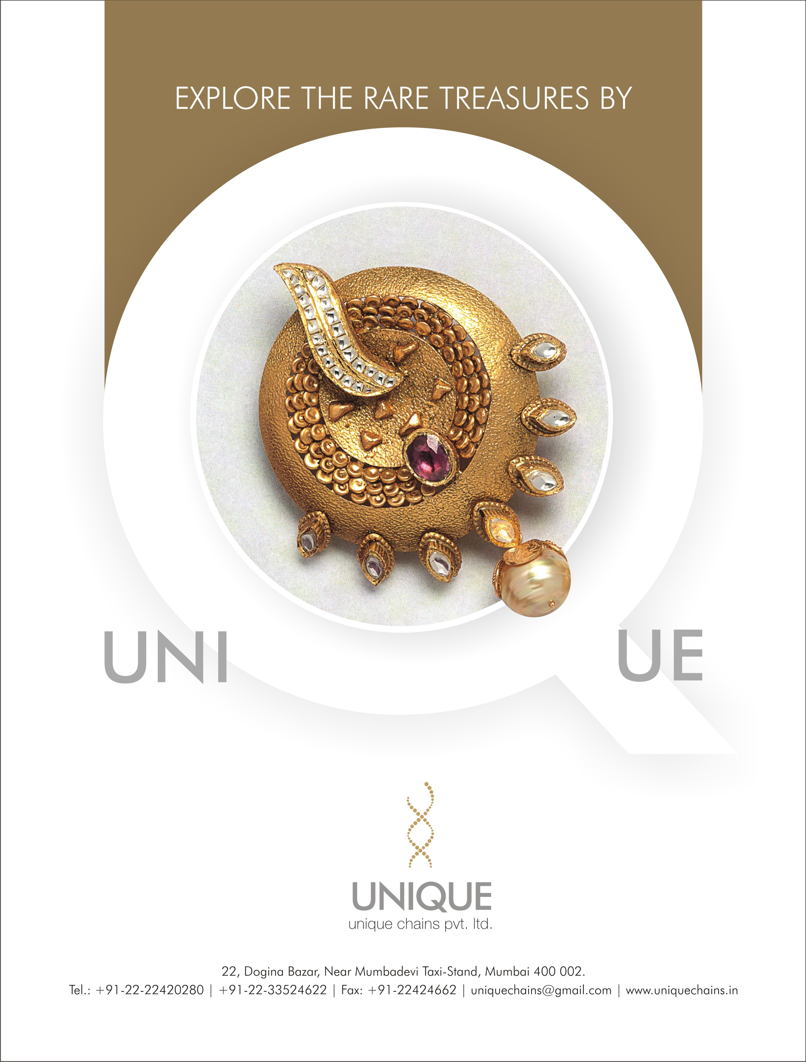 Unique collection Ad campaign