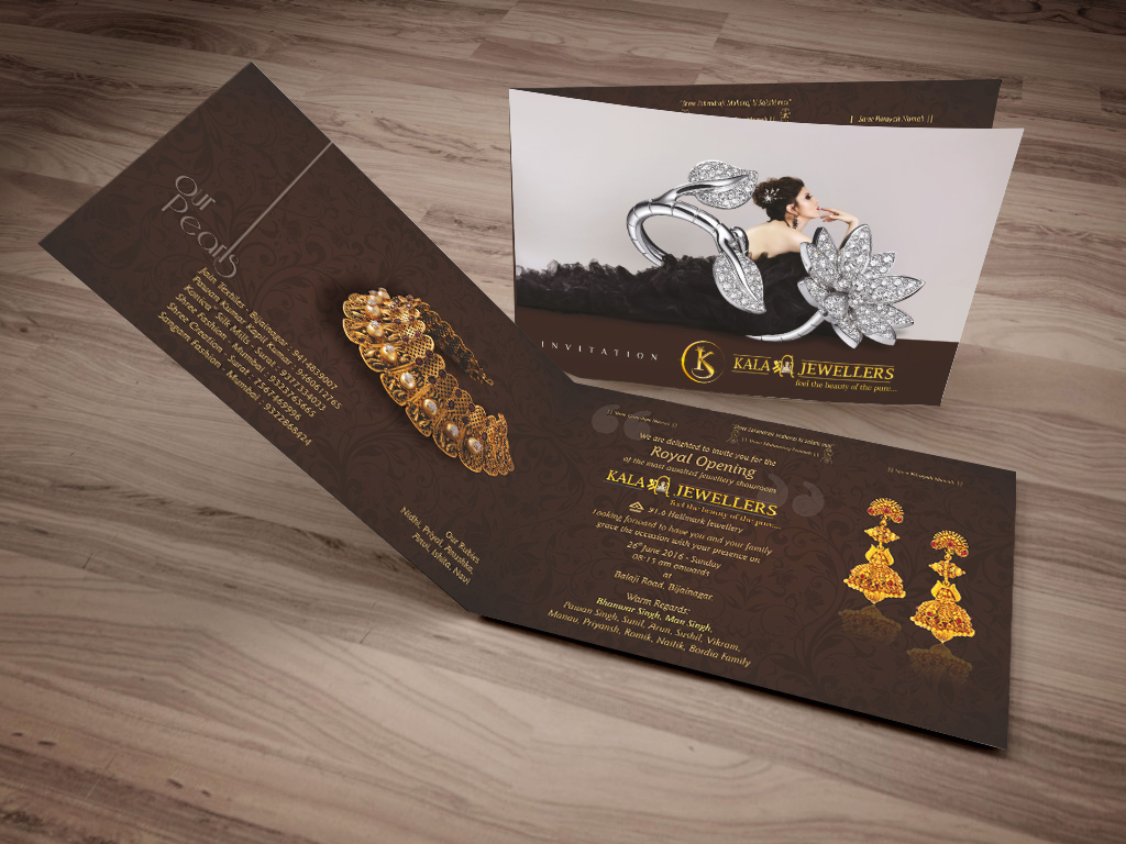 Kalashree Invitation Card